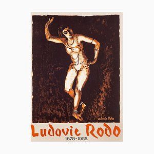 nach Ludovic Rodo Pissarro - Ludovic Rodo-manifesto - Vintage Poster - 1960er Jahre