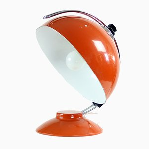 Mid-Century Hungarian Metal Table Lamp, 1960s