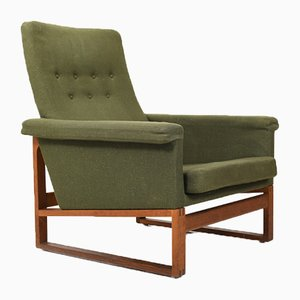 Danish Lounge Chair by Børge Mogensen for Fredericia, 1950s