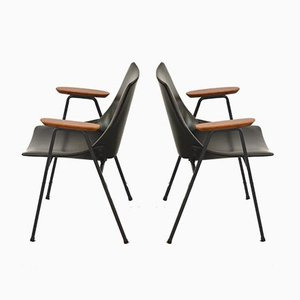 Lupina Lounge Chairs by Niko Kralj for Stol Kamnik, 1950s, Set of 2