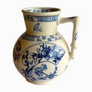 Antique Ceramic Pitcher from Villeroy & Boch