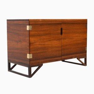 Dänisches Hartholz Sideboard von Svend Langkilde für Langkilde Møbler, 1950er