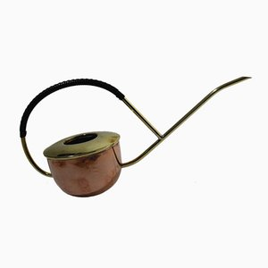 Austrian Copper and Brass Watering Can, 1950s