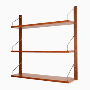 Danish Teak Royal Shelf by Poul Cadovius for Cado, 1960s