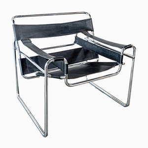 Wassily Armchair by Marcel Breuer, 1980s