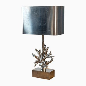 Coral House Lamp from Maison Charles, 1970s