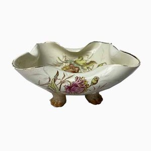 Earthenware Bowl by Pavot for Luneville