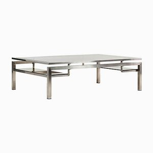 Vintage Coffee Table by Guy Lefèvre for Maison Jansen