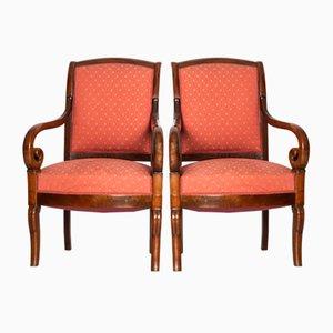 Carlo X Lounge Chairs, Set of 2