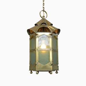 Antique Hallway Lantern