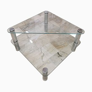 Vintage Coffee Table by Marco Zanuso for Zanotta