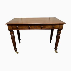 Mahogany Writing Table Desk