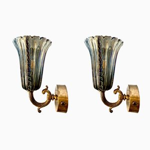 Mid-Century Sconces from Nason, Set of 2