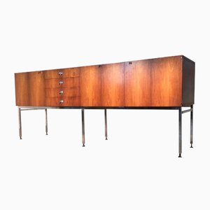 Credenza nr. 802 in palissandro di Alain Richard per Meubles TV, 1958