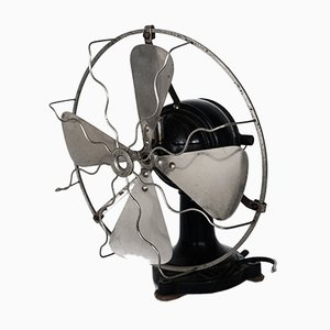Antique Table Fan from Saceb