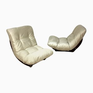 Marsala Chairs by Michel Ducaroy for Ligne Roset, 1972, Set of 2
