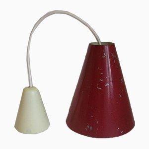 Zirkus Nr. 3 Deckenlampe, 1950er