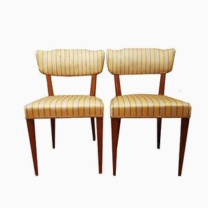 Scandinavian Teak Lounge Chairs, 1960s, Set of 2