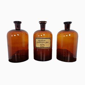 Pharmacist's 5 Liter Bottles, Set of 3