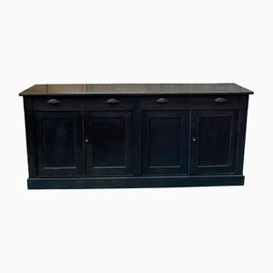 Buffet with 4 Doors, Late 19th-Century