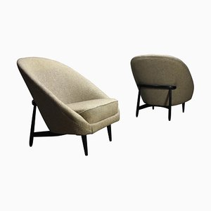 Lounge Chairs by Theo Ruth fir Artifort, 1958, Set of 2