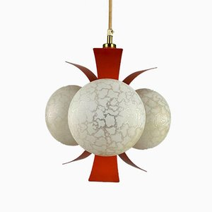 Space Age Ceiling Lamp, 1960s