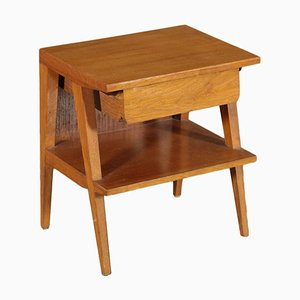 Nightstand Table, 1950s