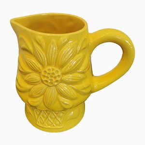 Yellow Jug from Saint Clément