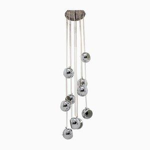 Ceiling Lamp by Goffredo Reggiani, 1960s