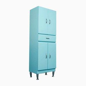 Vintage Italian Tiffany Blue Design Sideboard, 1960s