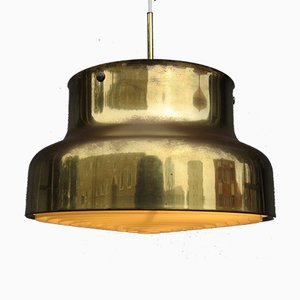 Scandinavian Bumling Ceiling Lamp by Anders Pehrson for Ateljé Lyktan, 1968