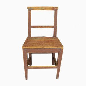 Chaise d'Appoint Rustique Scandinave