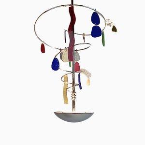 Astrea und Archize Deckenlampe von Toni Cordero für Artemide, 1990er