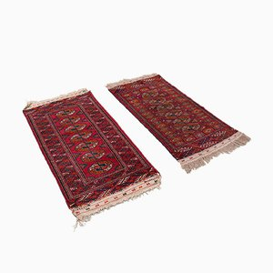 Antique Middle Eastern Carpets, Set of 2, 1910s