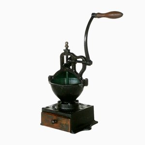 Antique Coffee Grinder from Peugeot Freres