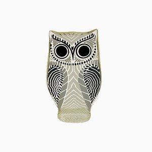 Vintage Pop Art Lucite Owl by Abraham Palatnik