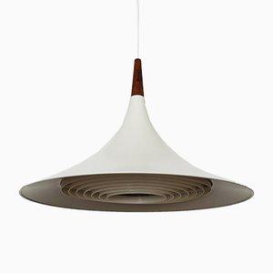 Large Trumpet Ceiling Lamp, 1960s