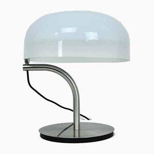 Lámpara de mesa ajustable profesional de Gaetano Sciolari para Valenti Luce, años 70