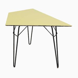 T1 Table by Willy Van Der Meeren for Tubax