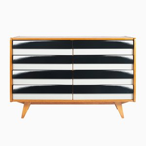Mid-Century Chest of Drawers U-453 by Jiří Jiroutek for Interier Praha