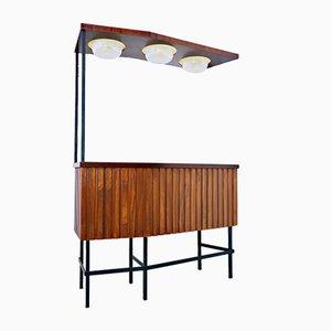 Mueble bar italiano, años 60
