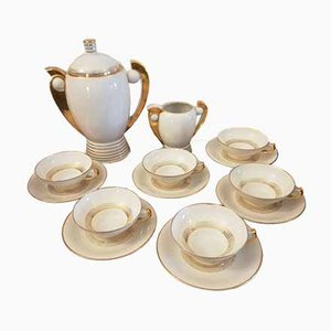 Vintage Tableware Set from Limoges, Set of 14