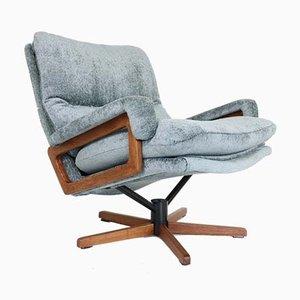 Mid-Century Swivel Chair from Arflex