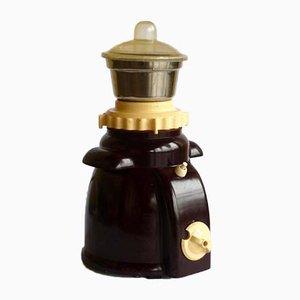 Antique Bakelite Coffee Grinder, 1940s