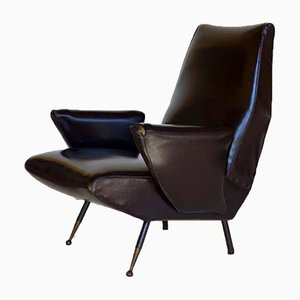 Italian Modern Armchair by Nino Zoncada, 1950s