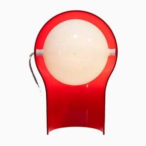 Lampe de Bureau Telegono Mid-Century par Vico Magistretti pour Artemide, 1960s