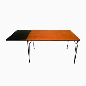 Mid-Century Drop Leaf Dining Table by Kajsa & Nils Nisse Strinning for String