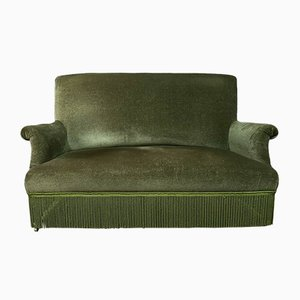 Vevlet Toad Sofa, 1850s