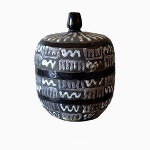 Nordic Ceramic Vase, 1960s