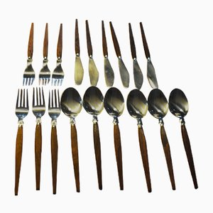Cutlery Set from Sandrik, 1960s, Set of 81